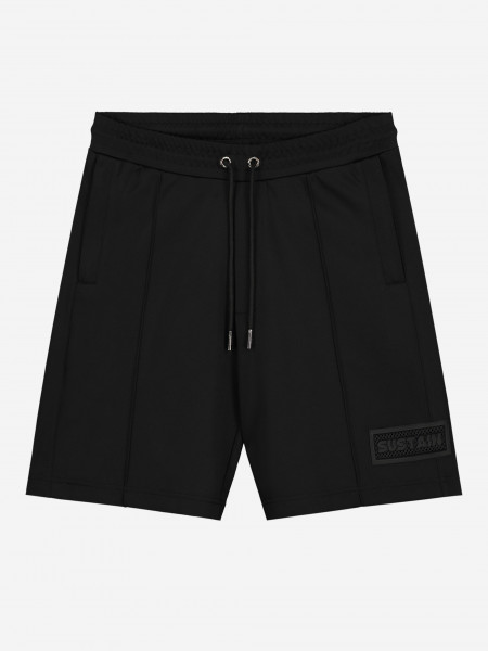 TRACK SHORTS MET LOGOPATCH