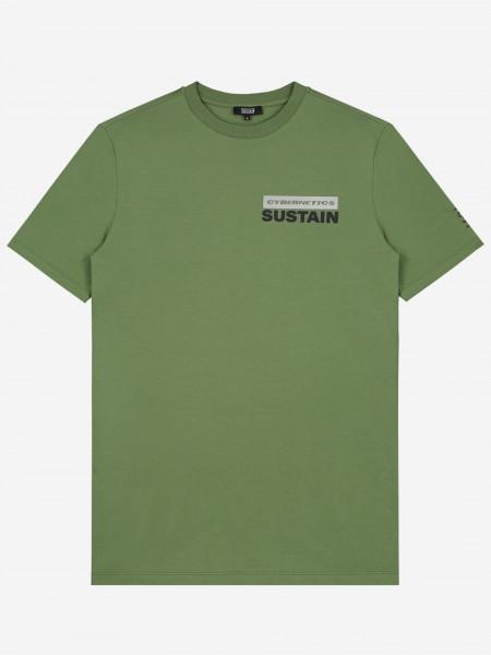 T-shirt met reflective logo