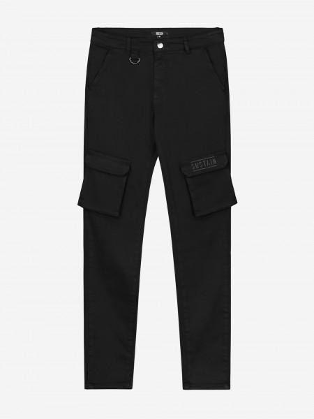 Pants met cargo zakken